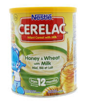 CERELAC 400G CEREAL HON&WHEAT