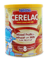 CERELAC 400G CEREAL MIXED FRUIT
