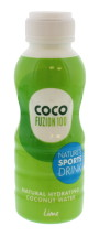 COCO FUZION 330ML LIME C.WATER