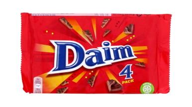 DAIM BAR 4PK (4X28G)