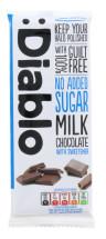 DIABLO 85G MILK CHOCOLATE NAS