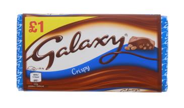 GALAXY CRISPY BLOCK 102G PMP £1