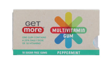 GET MORE VIT GUM P/MINT 10PC