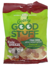 GOODY G.STUFF 100G COLA BOTTLES