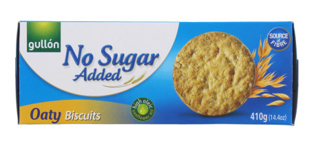 GULLON 400G NAS OATY BISCUITS