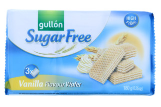 GULLON 210G SF WAFER VANILLA