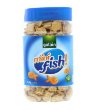 GULLON 350G MINI FISH SAVOURY