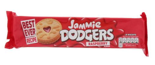 JAMMIE DODGERS 140G ORIGINAL