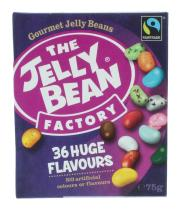 JELLY BEAN FACTORY 75G C/STRIP