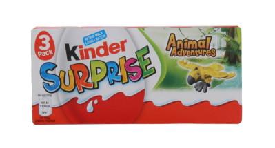 KINDER SURPRISE 3PK (3X20G)