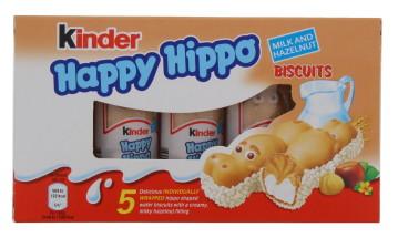 KINDER HIPPO HAZEL 5PK 5X20.7G