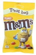 M&MS 82G PEANUT TREAT BAG