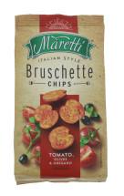 MARETTI 70G BRUSCH CHIPS TOMATO