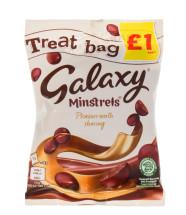 MINSTRELS 80G TREAT BAG PMP £1