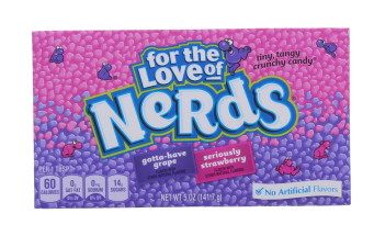 NERDS 141G GRAPE & STRAWBERRY