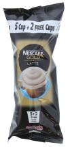 NESCAFE 7 CUPS LATTE