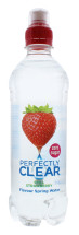 P.CLEAR 500ML WATER STRAWBERRY