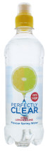 P.CLEAR 500ML WATER LEM&LIME