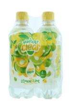 P.CLEAR 4X500ML WATER LEM&LIME