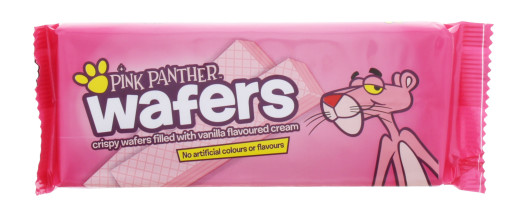 PINK PANTHER 123G WAFERS