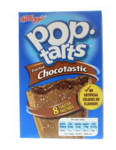POP TARTS 8X50G CHOCOTASTIC
