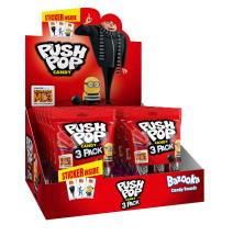 PUSH POP 3PK (3X15G)