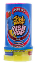 PUSH POP 34G TRIPLE POP 3IN1