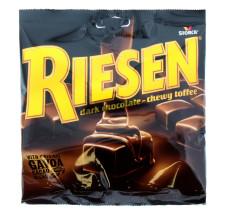 RIESEN 135G DARK CHOC TOFFEE