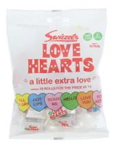 SWIZZELS LOVE HEARTS 16FOR12