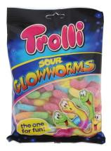 TROLLI 200G SOUR GLOW WORMS