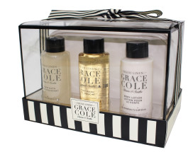 G.COLE F.LIN BATHING TRAVELS 4PC