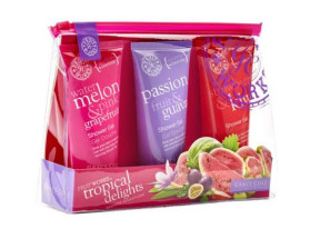 G.COLE FRUIT WORKS TROPICAL DELIGHTS 4PC