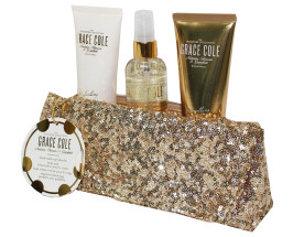 G.COLE BLOSS & GRAPEFRUIT INDULGENCE 4PC