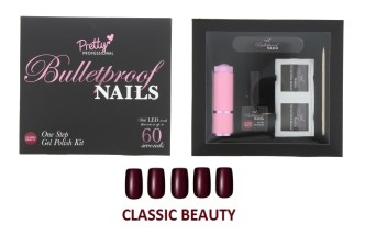 PRETTY PROF N/POLISH CLASSIC BEAUTY 5PC