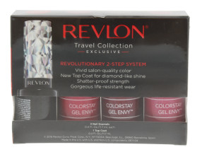 REVLON C/STAY N/POLISH GEL ENVY 4PK