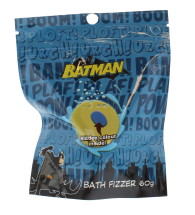 BATMAN BATH FIZZER POUCH