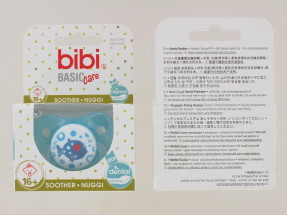 BIBI BASIC CARE 16M+ SOOTHER
