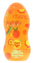 CHUPA CHUPS 400ML B/WASH ORANGE