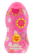 CHUPA CHUPS 400ML B/WASH STRAWBERRY