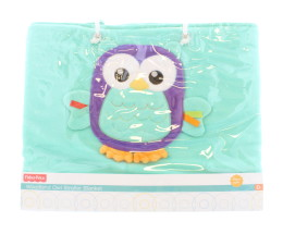 FISHER PRICE OWL STROLLER BLANKET