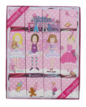 G.COLE GLITTER FAIRIES SURPRISE 4PC