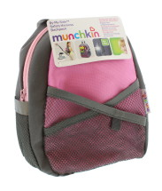 MUNCHKIN SAFETY HARNESS BACKPACK PINK