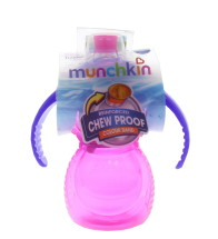 MUNCHKIN CLICK LOCK 237ML CHEW PROOF CUP