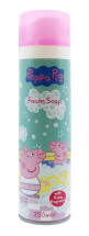 PEPPA PIG 250ML MOULDABLE FOAM SOAP