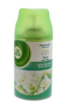AIRWICK FMM REFILL 250ML WHTE FLOWER LAB