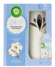 AIRWICK FMM SET LINEN IN THE AIR 2PC LAB