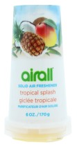 AIRALL 170G AIR FRESHENER TROPIC SPLASH