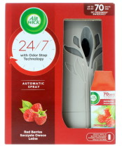 AIRWICK FM SET FOREST WATERS 2PC LAB