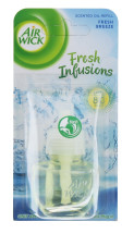 AIRWICK 19ML REFILL FRESH BREEZE
