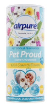 AIRPURE PET PROUD 350G CARPET FLOWERS